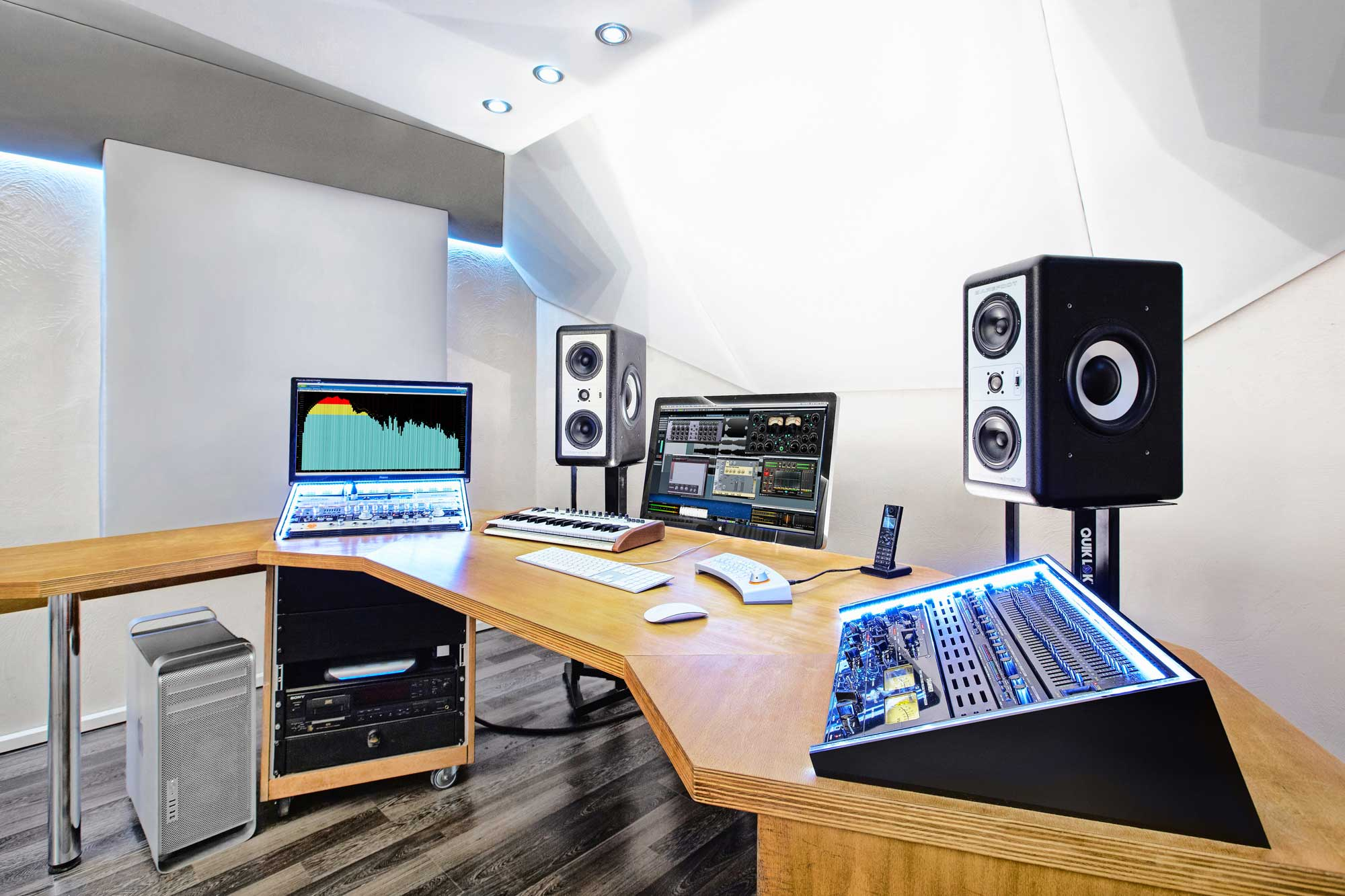 Audio-Senses Mastering Studio